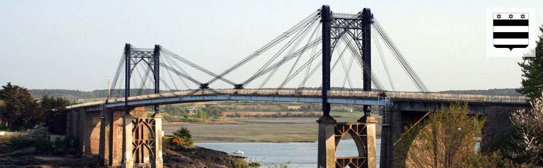 Le pont de Lézardrieux